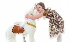 Лошадки-качалки
