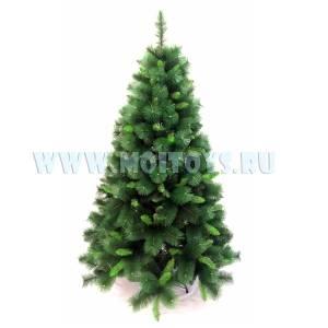 170203-150 Елка искусственная зеленая 150см.