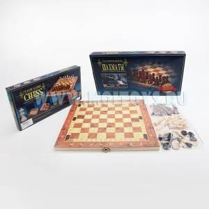 1741732 Шахматы 3 в 1