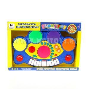GPH138365/BB22A Электробарабанная установка, синтезатор 40 см./кор.