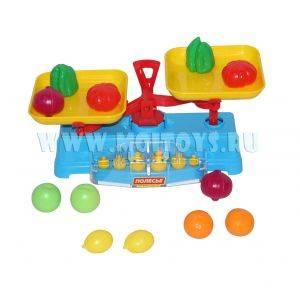53787 Игровой набор `Весы` + Набор продуктов