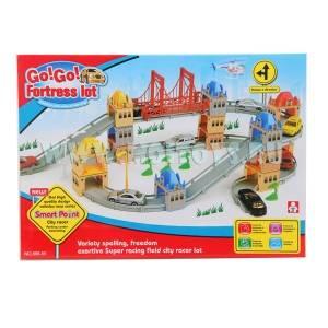 HWA1074504 Автотрек с мостом