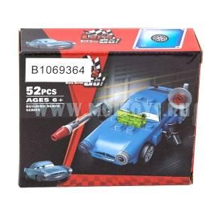 1069364 Lego `Тачки` 52дет.