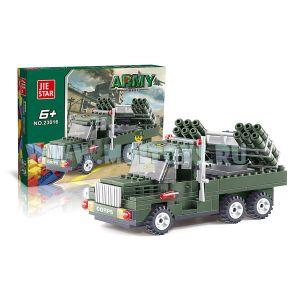 HWA936576 Конструктор `Военная техника`,237 дет.