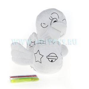 L019 Игрушка раскраска Утка