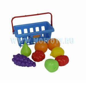 46963 Набор продуктов с корзинкой №2