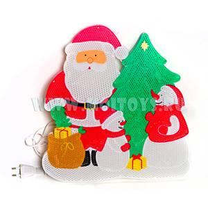 004 Пано эл. Дед Мороз
