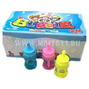 MISHA-1060 Мыльные пузыри в бутылочке