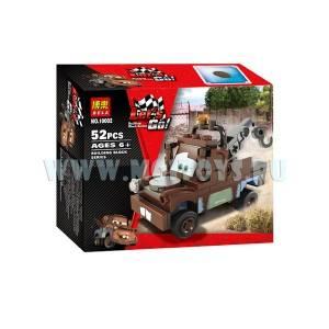 1069362 Lego `Тачки` 52дет.