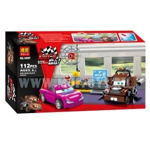 1069368 Lego `Тачки` 112дет.