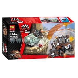 1069370 Lego `Тачки` 144дет.