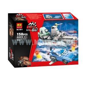 1069372 Lego `Тачки` 158дет.