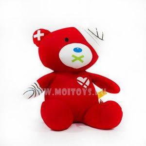 SG147-2-А Антистресс `Мишка красный`