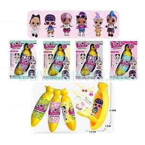 1861030 Кукла LOL в банане