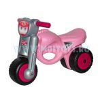 48233 Каталка-мотоцикл `Мини-мото`розовая