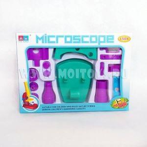 MISHA-3001A Микроскоп в кор.(zoom-150)