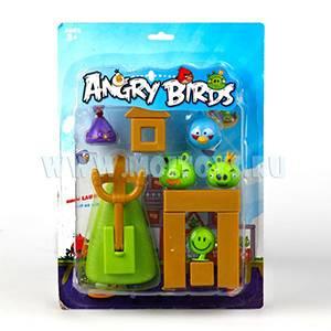 QD83975 Angry birds набор 31 см/планшет