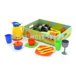 40800 Набор детской посуды `Праздничный` (в коробке)