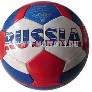 1166 Мяч футбольный `RUSSIA`