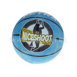 1218 Мяч баскетбольный `NICE SHOOT`