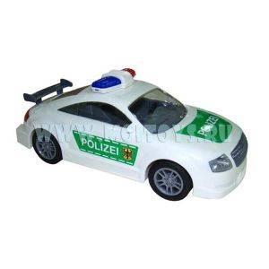 37091 `POLIZEI`, автомобиль инерционный