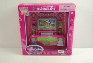 797957 Мебель для кукол(гостиная)