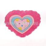 0726 Игрушка подушка `Сердечко`