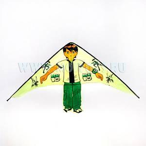 24213C53 Воздушный змей `Ben10` 80см.