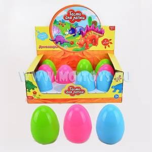 B1198135 PD Тесто для лепки в яйце с динозавром