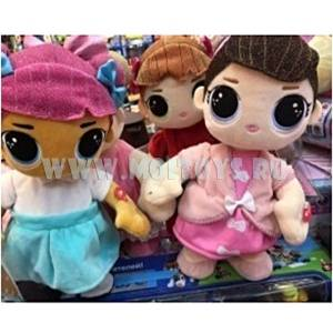 MISHA-BL-112 Кукла LOL мягкая