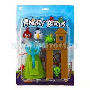 QD83974 Angry birds набор 31 см/планшет