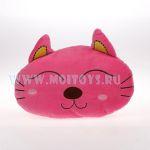 0756 Игрушка подушка `Котик`