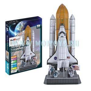 T023F 3D пазл  `Космический корабль`