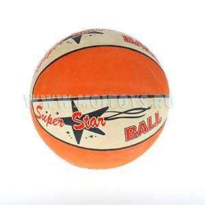1219 Мяч баскетбольный `SUPER STAR`
