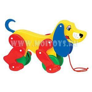 5434 Собака - каталка `Боби`