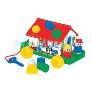 6202 Игровой дом (в сеточке)