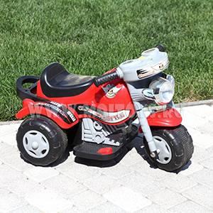 AU305P Мотоцикл для катания детей
