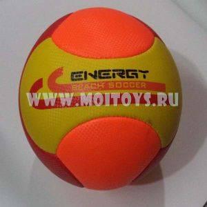 2012/35 ORANGE Мяч футбольный пляжный